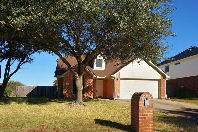 Tomball Single Family Home For Sale: 13522 Country Lane