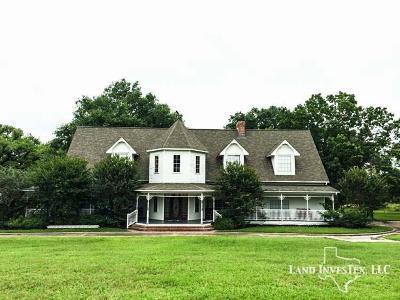 Washington County Farm & Ranch For Sale: 12959 Fm 389 Road