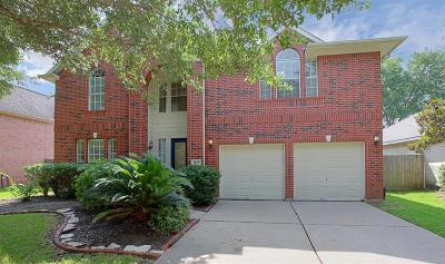 Missouri City Single Family Home For Sale: 8119 Weeping Willow Place