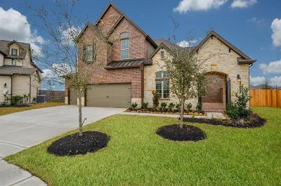 Katy Single Family Home For Sale: 3534 Harper Ferry Place Drive