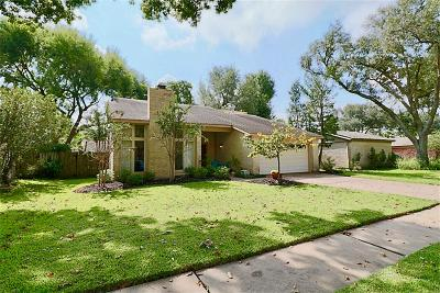 Houston Single Family Home For Sale: 16422 Mill Point Drive