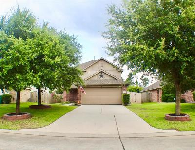 Conroe Single Family Home For Sale: 1604 Redbud Grove Court