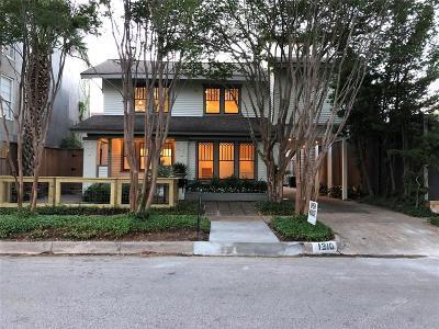 Montrose Single Family Home For Sale: 1210 Hawthorne Street