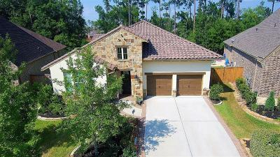 Conroe Single Family Home For Sale: 114 Lily Green Court