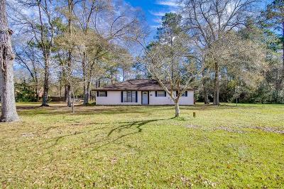 Hockley Single Family Home For Sale: 24394 Macedonia Road