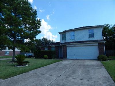 Houston Single Family Home For Sale: 16823 Watering Oaks Lane