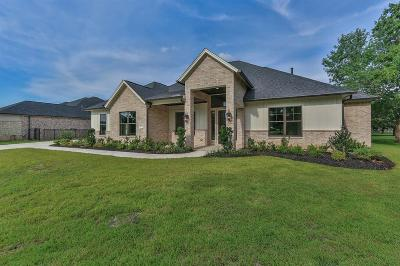 Fulshear Single Family Home For Sale: 32715 Warbler Court