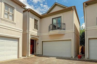 Houston Single Family Home For Sale: 1511 Potomac Drive