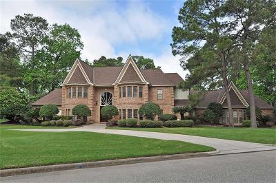 Kingwood Single Family Home For Sale: 5715 Garden Point Drive