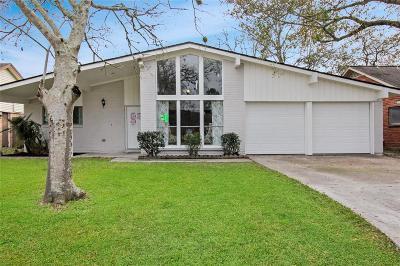 Single Family Home For Sale: 1821 El Mar Lane