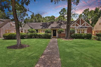 Houston Single Family Home For Sale: 330 N Wilcrest Drive
