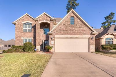 Conroe Single Family Home For Sale: 1043 Forest Haven Court