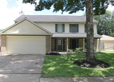 Pearland Single Family Home For Sale: 4009 Spring River Drive