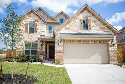 New Caney Single Family Home For Sale: 23687 Alder Branch Lane