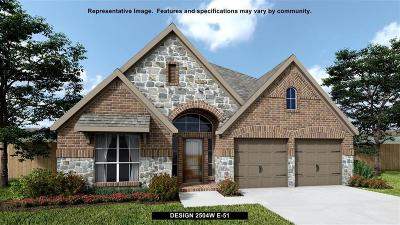 Tomball Single Family Home For Sale: 25110 Mountclair Hollow Lane