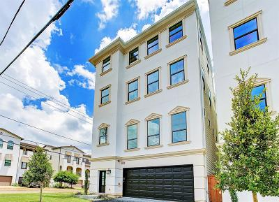Houston Single Family Home For Sale: 6003 Tyne Street