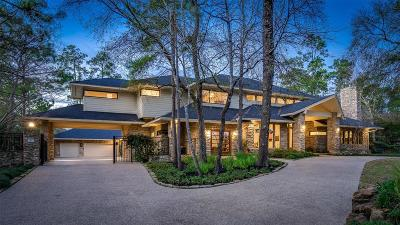The Woodlands Single Family Home For Sale: 42 Grand Garden Court