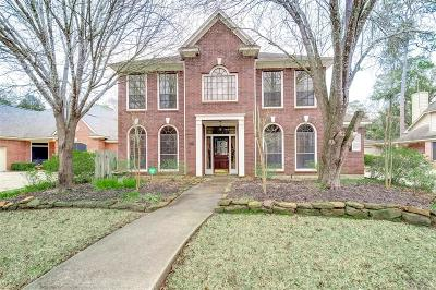 Kingwood TX Single Family Home For Sale: $265,000