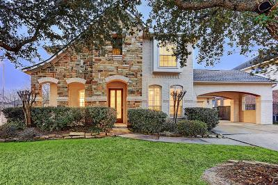 Sugar Land Single Family Home For Sale: 2122 Upland Park Drive