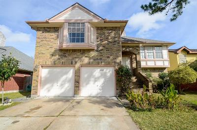 Houston Single Family Home For Sale: 13514 La Concha Lane