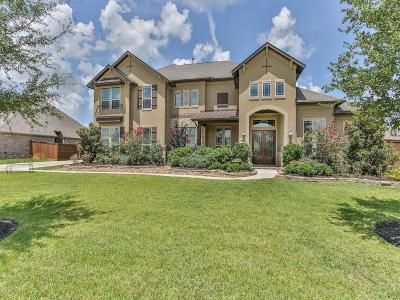 Cypress Single Family Home For Sale: 21406 Harbor Water Drive