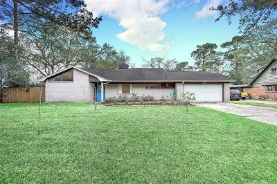 Single Family Home For Sale: 123 Pine Shadows Drive