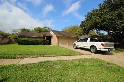 Houston Single Family Home For Sale: 5135 Blueberry Hill Drive