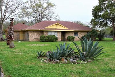 Manvel Single Family Home For Sale: 8903 Harvest Acres Drive