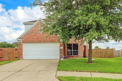 Humble Single Family Home For Sale: 20802 Fox Trot Court