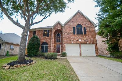 Katy Single Family Home For Sale: 2103 Hickory Bay Court