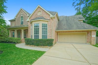 The Woodlands Single Family Home For Sale: 3 Millay Court