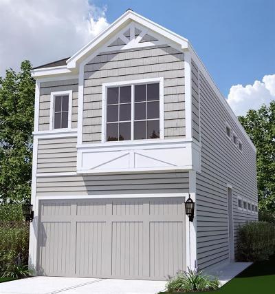 Eado Single Family Home For Sale: 3206 Gillespie Street