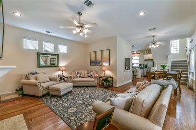 Houston Single Family Home For Sale: 718 W 22nd Street #F