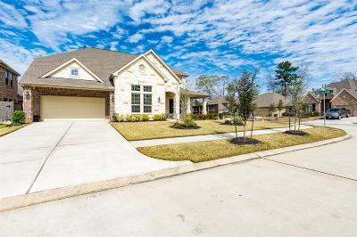 New Caney Single Family Home For Sale: 23306 Hillsview Lane