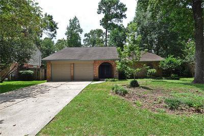 Kingwood Single Family Home For Sale: 2918 Birch Creek Drive