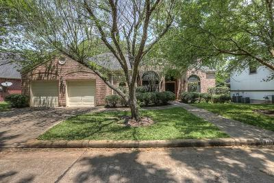 Fulshear Single Family Home For Sale: 4768 Lake Village Drive