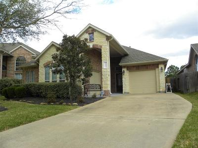 Cinco Ranch Single Family Home For Sale: 5007 Heatherdawn Court