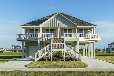 Port Bolivar Single Family Home For Sale: 2108 Laguna Harbor Estate Boulevard