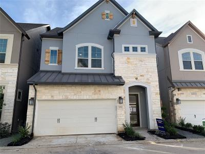 Houston Single Family Home For Sale: 11911 Wedemeyer Way