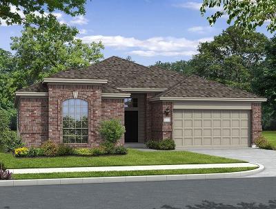 Houston Single Family Home For Sale: 12615 Sandlewood Creek Trail