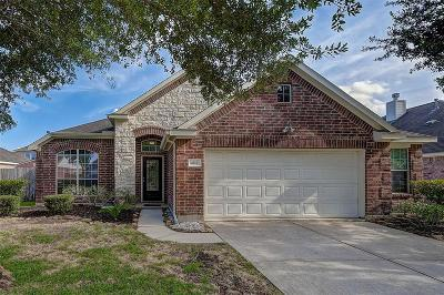 Pearland Single Family Home For Sale: 4612 Brazos Bend Drive