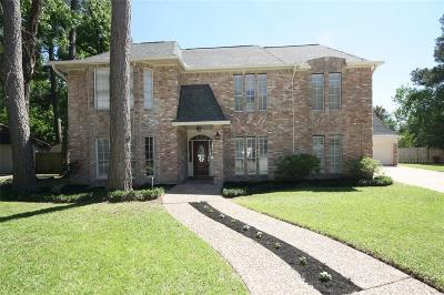 Houston Single Family Home For Sale: 15403 Fawn Villa Drive