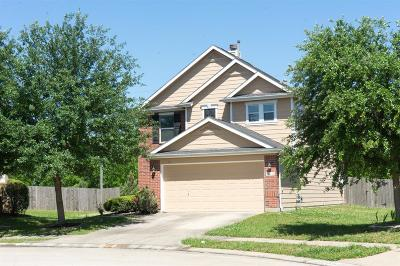 Cypress Single Family Home Option Pending: 18458 Westgate Springs Lane