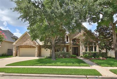 Katy Single Family Home For Sale: 22818 Deforest Ridge Lane
