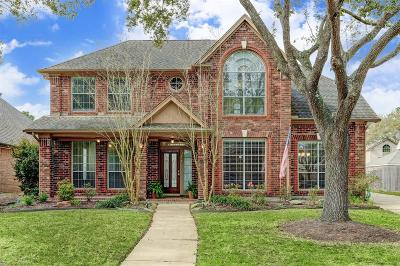 Single Family Home For Sale: 13814 Brooklet View Court