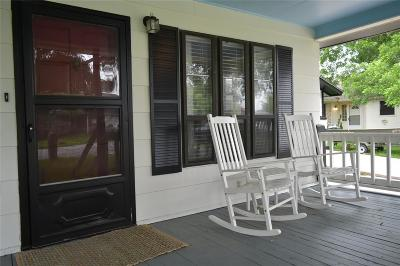 Montgomery Single Family Home For Sale: 10707 Hillside Drive Drive