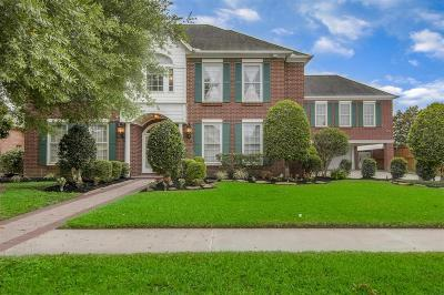 Pasadena Single Family Home For Sale: 4122 Rancho Vista Drive