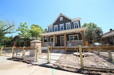 Single Family Home For Sale: 912 Merrill Street