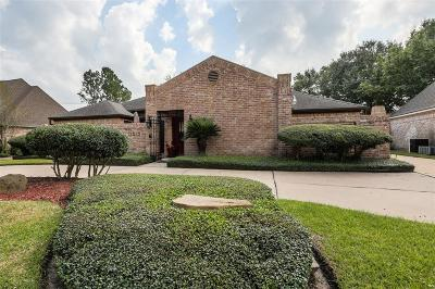 Houston Single Family Home For Sale: 11615 Highgrove Drive