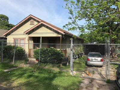 Houston Single Family Home For Sale: 1410 Enid Street